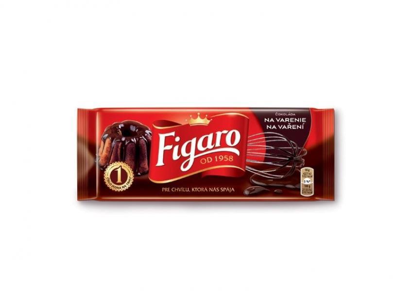 Čokoláda na varenie tabuľková 150g Figaro