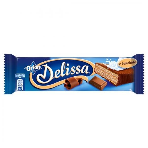 Delissa mliečna 33g