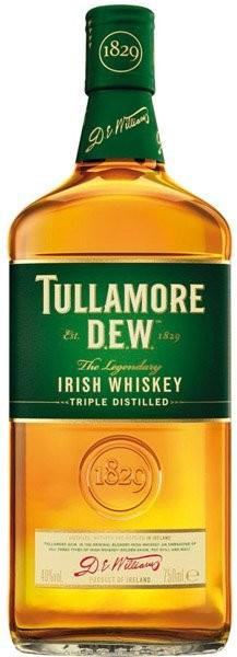 TULLAMORE DEW whisky 40% 0,7l