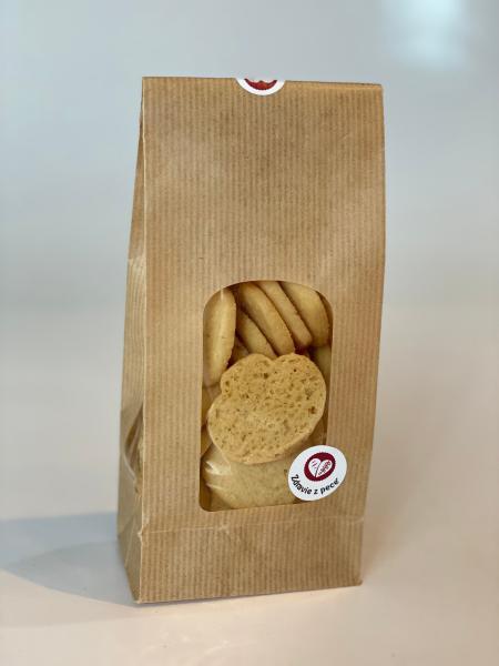 Citrónové sušienky 200g Zdravie z pece
