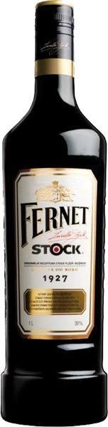 FERNET STOCK 38% 1L