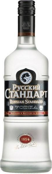 Russian Standard Original vodka 40% 1l