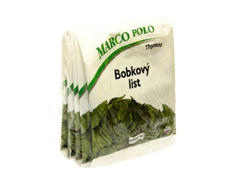 Bobkový list 5g Marco Polo