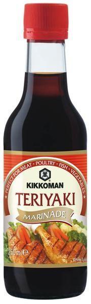 Teriyaki marináda 250ml Kikkoman