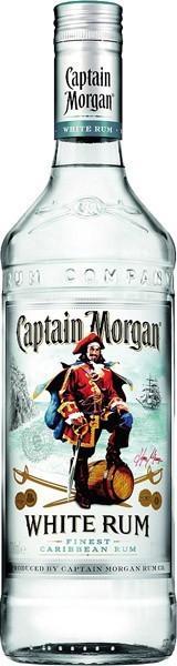 CAPTAIN MORGAN White Rum 37,5% 0,7l