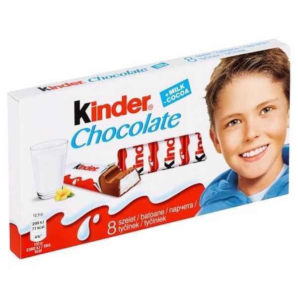 KINDER CHOCO 100g