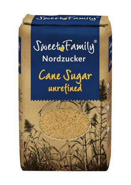 Cukor trstinový 1kg Sweet Family