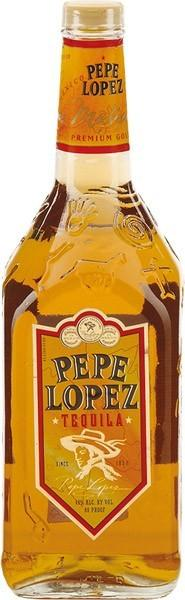 PEPE LOPEZ Gold tequila 40% 0,7l
