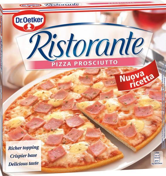 Dr. Oetker Ristorante Pizza Prosciutto 330 g