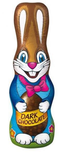 Figaro Zajac veľkonočný horká čokoláda 1x40 g