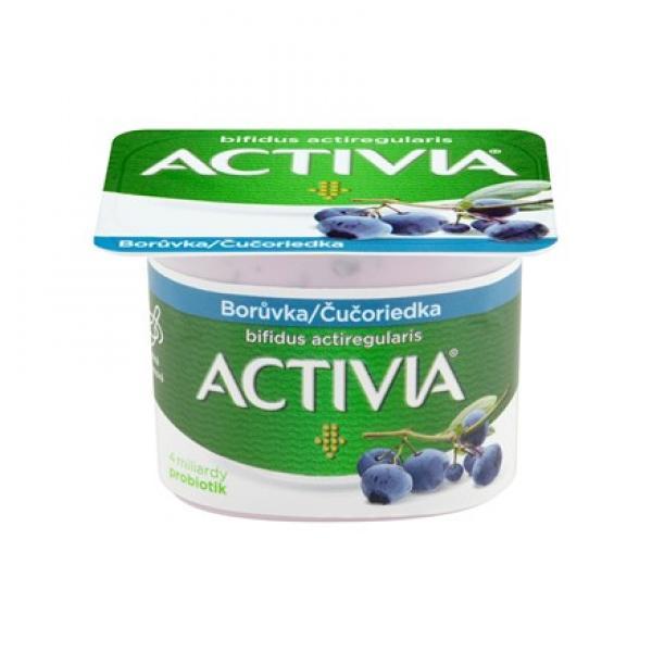 Activia jogurt, čučoriedka 120g