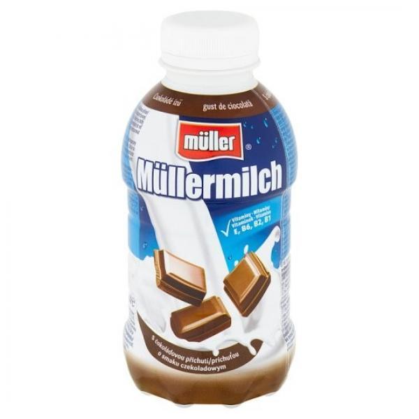 Müller Mliečny nápoj s čokoládovou príchuťou 400 g