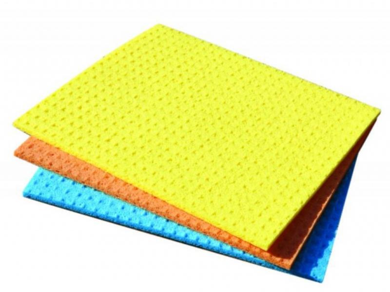 Špongiová utierka 18x20,5 cm 3ks