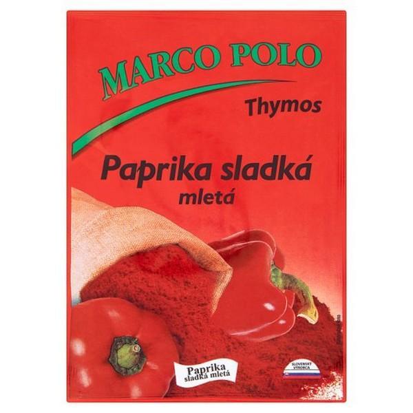 Paprika sladká Marco Polo 20g
