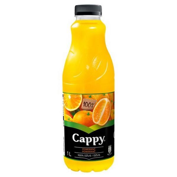 Cappy pomaranč 100% 1l