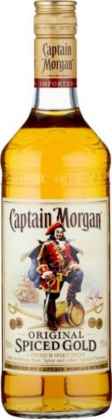 Captain Morgan Spiced 35% 0,7l