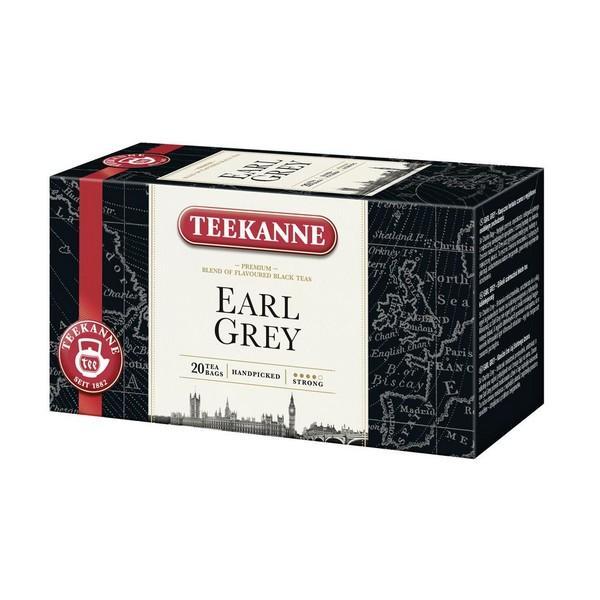 Teekanne čierny čaj Earl Grey 33g