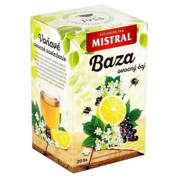 Mistral ovocný čaj, 40g Baza
