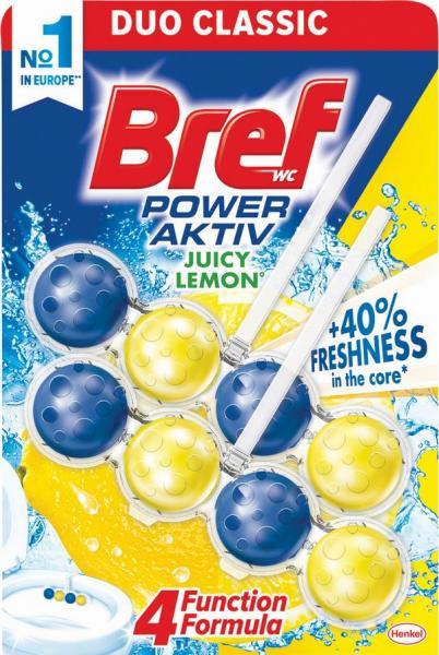 BREF Lemon, závesný 2x50g