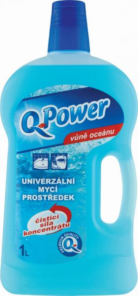 Q-Power UNI čistič oceán 1l