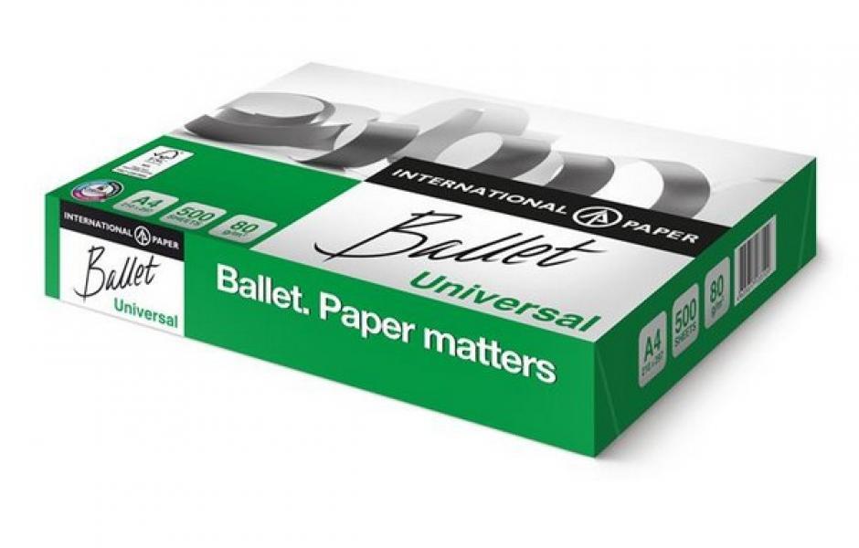 Kancelársky papier A4, 500 listov