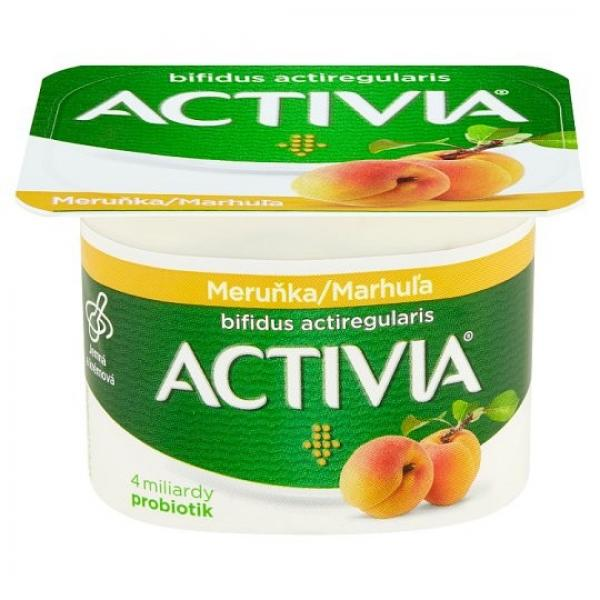 Activia jogurt,marhuľa 120g