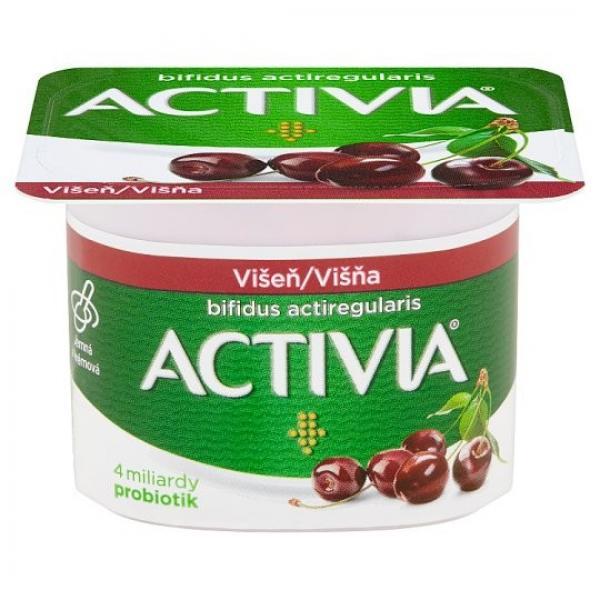Activia jogurt,višňa 120g