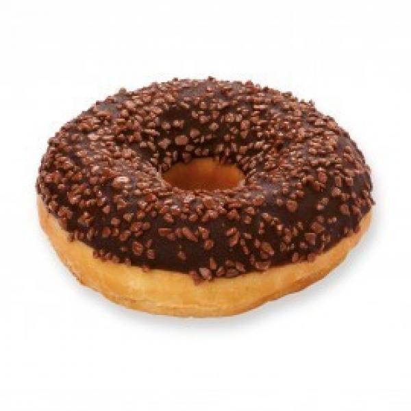 Donut s čokoládovou príchuťou 56g