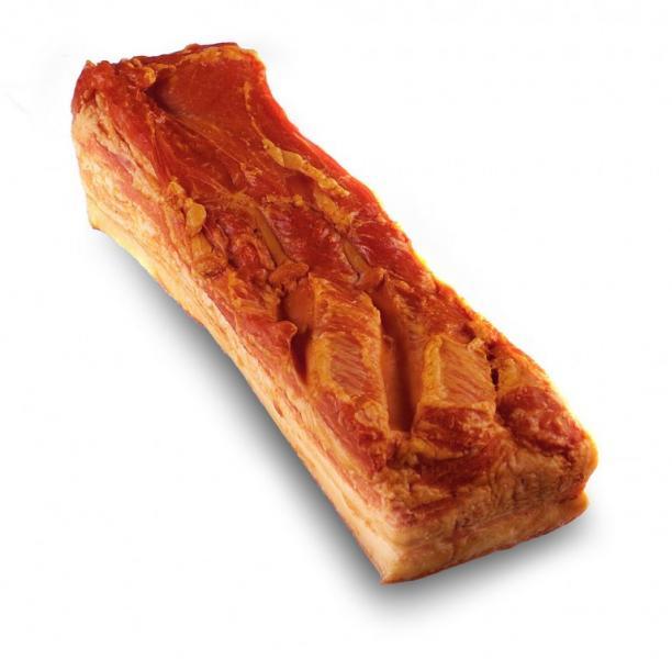 Oravská slanina v celku chladená