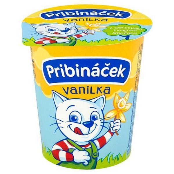 (SPOTREBA)Pribináčik vanilka 80g